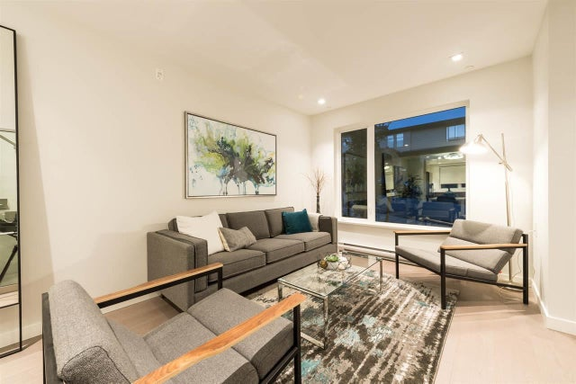 4 137-149 ST. PATRICK'S AVENUE - Lower Lonsdale Townhouse for sale, 3 Bedrooms (R2211011) #3