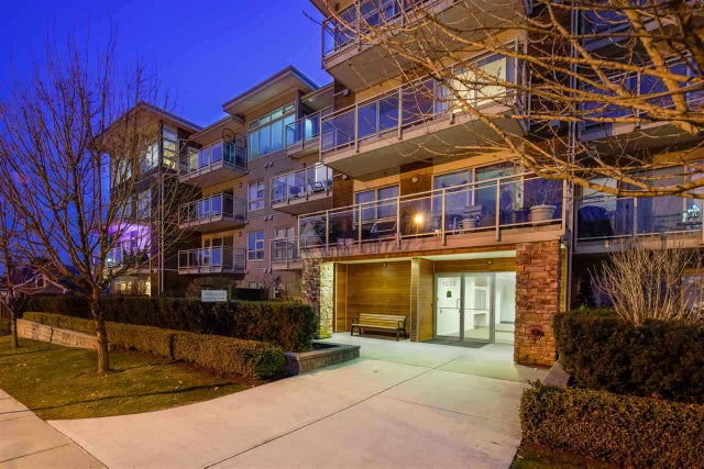 301 1033 ST. GEORGES AVENUE - Central Lonsdale Apartment/Condo for sale, 1 Bedroom (R2375024) #1