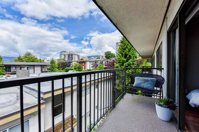 312 155 E 5TH STREET - Lower Lonsdale Apartment/Condo for sale, 1 Bedroom (R2492920) #7