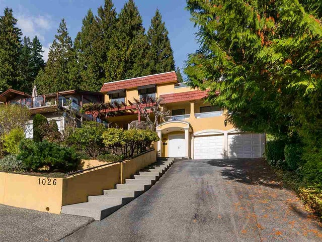 1026 DORAN ROAD - Lynn Valley House/Single Family for sale, 4 Bedrooms (R2513927) #1